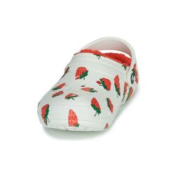 classic lined vacay vibes clog