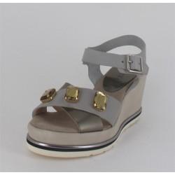 Sandales compensées femme 7021